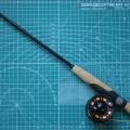 フライフィッシングとテンカラ釣りの融合